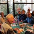 Le 19 décembre, les familles, les résidents ainsi que l'ensemble des membres du personnel se sont retrouvés autour d'un repas pour partager un grand moment convivial et festif !