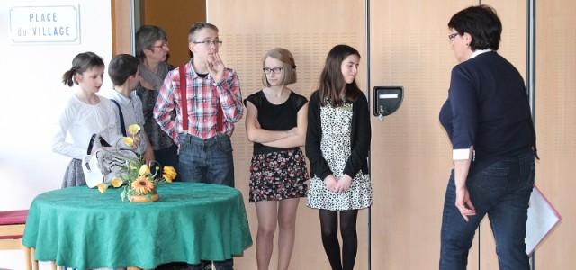Les enfants de la troupe de théâtre deWitternheim sont venus égayer le quotidien des pensionnaires de la Résidence de l'Illmatt en leur proposant un petit spectacle en Alsacien, mardi 3 […]
